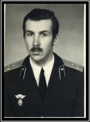 Головизнин Александр Константинович - офицер РТВ