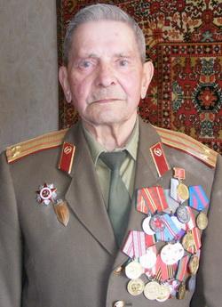 Головизнин Степан Васильевич - ветеран Великой Отечественной войны